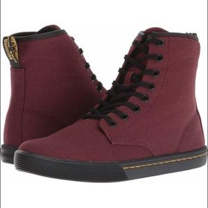 Dr. Martens Sheridan canvas shoes